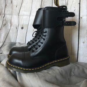 DR MARTENS Caden buckle boots NEW 10